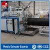 Externo HDPE PE agua y tubería de alcantarillado máquina de extrusión