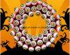 De grappige Decoratie van de Ring van Plastieken voor Halloween