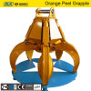 Máquina escavadora Orange Peel Grab/Rotary Orange Peel Grapple para Excavator
