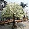 La cereza artificial de interior florece la venta de las plantas ornamentales del árbol (PSJ615)