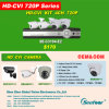 ИК HD-Cvi Камера HD-SDI 720p Камера Пуля