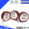 Cinta impermeable del aislamiento eléctrico del PVC para el pegamento de goma de los alambres