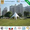 Singolo Palo Tent, Star Tent per Advertizing