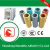 Colle de papier à base d'eau de tube de faisceau de Hanshifu, colle pour le tube de papier