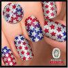 L'amoureux américain Mixded Stars l'OEM d'art de clou reçoivent