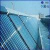 Calentador de agua caliente solar de energía solar de la pipa de calor