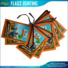 Warning Bunting Flags, Rectangle Bunting, PVC Bunting (J-NF11P03004)
