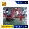 Silon 2.5t Small Crawler Excavator con Break Hammer