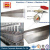Junções/blocos de alumínio da transição do revestimento do aço inoxidável
