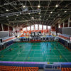 PVC Indoor Sports Flooring Used per Badminton Courts