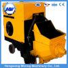 Petite mini pompe concrète stationnaire de pompe concrète à vendre