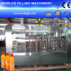 Jus de fruit automatique de bouteille faisant la machine ()