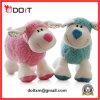 """10.5 """" couleurs du bébé 2 caressent les jouets bourrés mous de peluche de moutons"""