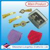 Tie de encargo Clip Cufflink y Pin de Tie Set (LZY-20130004)