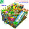 Campo da giuoco dell'interno di tema commerciale della giungla, campo da giuoco dell'interno dei bambini caldi di vendita