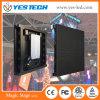 Módulo 500*500mm flexível ao ar livre/interno de P4.8 de diodo emissor de luz do indicador