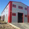 Oficina pré-fabricada da soldadura da construção de aço do projeto com baixo custo