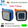 Bluetooth impermeable Loudspeaker con Solar Power Function (CH-365B)
