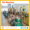 Máquina ahorro de energía de la producción petrolífera de cacahuete de la alta capacidad a la planta de aceite de cacahuete del refinamiento