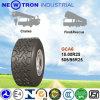 Chariot élévateur Skid Steer Solid Tire, OTR Tire avec BRI 505/95r25