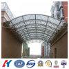 鉄骨構造の特別な整形アーチの屋根の日除け(KXD-SSB123)