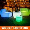 2015の熱い販売の角のソファー、LED RGBのソファー
