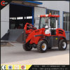 1.5t Hydraulic Mini Front Wheel Loader Euro 3 met Ce