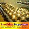 Service de contrôle de qualité d'inspection pour l'Afficheur LED/tiers agent d'inspection en Chine