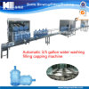 20L Bottle Water Rinsing Filling Packing Line