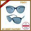 F6401 de Private Label Von Zipper Imitation Glazen van Ce Soleil