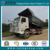 Sinotruck HOWO 6X4鉱山のダンプカーのダンプトラック