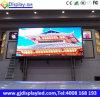 Luz de la Argentina Ultral y tablilla de anuncios fija de interior delgada de LED de la instalación P6