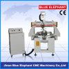 Máquina de trituração pequena do CNC da linha central dos fabricantes 4 do router do CNC