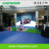 Affichage visuel d'intérieur polychrome de la location LED de Chipshow P4