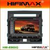 Hifimax 8  Toyota 땅 함 (HM-8960G)를 위한 차 DVD