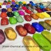 Automotores resistentes que amarillean reacaban la pintura del color