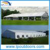 Grande tenda di cerimonia nuziale utilizzata per la tenda foranea della chiesa di evento di mostra del partito