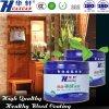 Huaxuan PUの空気きれいな黄色になる抵抗力がある光沢のある治癒エージェントの木の家具のペンキ