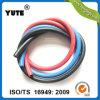 Гибкий покрашенный шланг для подачи воздуха высокого давления резиновый при аттестованный ISO