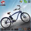 Fahrrad-elektrisches Strand-Fahrrad der Legierungs-Rahmen-Mann-Art-E mit Pedal