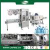 Höhere Kapazitäts-Getränkeflascheshrink-Hülsen-Etikettiermaschine