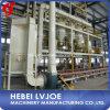 Yeso que hace que el polvo de la maquinaria/del yeso planta/la cadena de producción del polvo de Gesso para la estructura de edificio