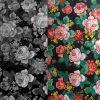 배경 디자인 수정같은 유리 모자이크 예술적인 색칠 벽 도와