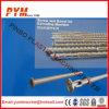Vis et baril pour les machines de soufflement de PVC de film en plastique de PE