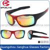Calidad 2017 de las nuevas de la manera de Guangzhou la mejor de gato del ojo del deporte de las mercancías gafas de sol protectoras ULTRAVIOLETA llenas del marco que completa un ciclo conduciendo Eyewear que se ejecuta