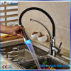 La venta caliente de la bahía azul saca el grifo del fregadero del Ce LED