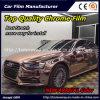 De nieuwe VinylFilm van de Omslag van de Auto van het Chroom van de Hoogste Kwaliteit Color~~ Glanzende Slimme Vinyl