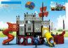 Новое оборудование спортивной площадки корабля пирата конструкции, напольное Playsets