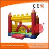 O castelo 2017 de salto Bouncy inflável o mais atrasado com obstáculo para os miúdos (T2-213)