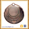 De bovenkant verkoopt de 1st, 2ND of 3de Medaille van het Metaal van het Brons Cirkel Lege